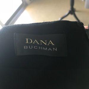 Dana Buchanan formal black dress
